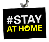 #stayathome-Aktion