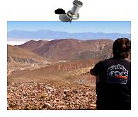Individueller Druck >Firma Andes challenge< Aufdruck:Flexfolie