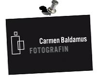 Individueller Druck >Fotografin Carmen Baldamus<  Aufdruck: Flexfolie