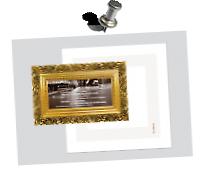 Individueller Druck zur Hochzeitseinladung  Aufdruck: Flexfolie >Gold< auf einer Stoff-Serviette
