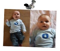 Individuelle Drucke zur Geburt: Flexfolie